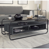 Sauder Metro Pike Coffee Table
