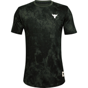 Under Armour Project Rock Allover Print Tee