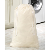 Whitmor Cotton Laundry Bag