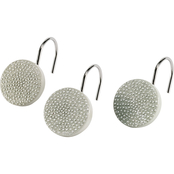 Avanti Dotted Circles Shower Hooks