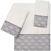 Avanti Deco Shell Towel 3 pc. Set