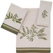 Avanti Greenwood 3 pc. Towel Set