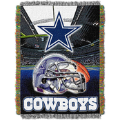 Northwest NFL Dallas Cowboys Home Field Advantage Tapestry Throw