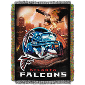 Northwest NFL Atlanta Falcons Home Field Advantage Tapestry Throw