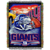 Northwest NFL New York Giants Home Field Advantage Tapestry Throw