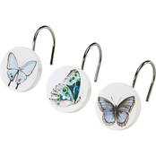 Avanti in the Garden Shower Hooks