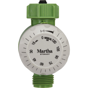 Martha Stewart Collection Mechanical Water Timer
