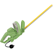 Martha Stewart Collection 22 in. 3.5A Electric Shrub and Hedge Trimmer