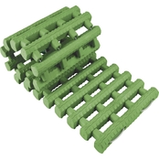 Martha Stewart Collection 24 in. Heavy Duty Rubber Traction Aid Roll Out Grip