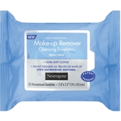 Neutrogena Makeup Remover Cleansing Towelettes 25 ct.