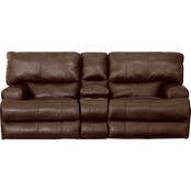 Catnapper Wembley Reclining Loveseat with Power Headrest