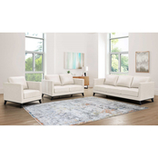 Abbyson Kenneth Sofa, Loveseat and Chair 3 pc. Set