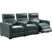 Abbyson Melanie Power Theater Reclining Set