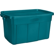 rubbermaid roughneck storage box 31 gal