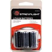 Streamlight 3V CR123 Lithium Battery Pack 6 pk.
