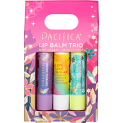 Pacifica Lip Balm Trio Holiday Set