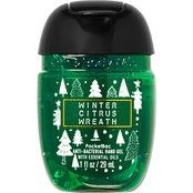 Bath & Body Works Christmas At Kate's: Winter Citrus Wreath Hand Sanitizer