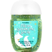 Bath & Body Works Frosted Fable: Pocketbac Fresh Sparkling Snow Hand Sanitizer