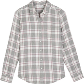 Lucky Brand Relaxed Plaid Shirt