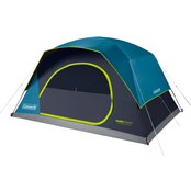 Coleman Dark Room Skydome 8 Person Camping Tent