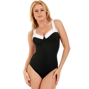 InstantFigure Contrast Front 1 pc. Swimsuit