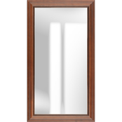 Pinnacle Gallery Solutions Walnut Mirror 12 x 24