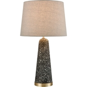 Dimond Lighting Port 17 25.5 in. Table Lamp