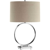 Dimond Lighting O Motif Table Lamp