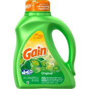Gain Original Scent HE Turbo Liquid Laundry Detergent 50 Oz. 32 Loads