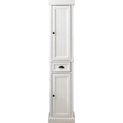 Crosley Seaside Tall Linen Cabinet