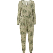 Lily White Juniors Adriana Jumpsuit