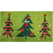 Callowaymills Christmas Trio Doormat