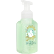 Bath & Body Works Frosted Fable  Fresh Sparkling Snow Foaming Soap