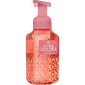 Bath & Body Works Frosted Fable Faceted Winter Candy Apple Foaming Soap