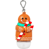 Bath & Body Works Pocketbac Clip, Gingerbread Man