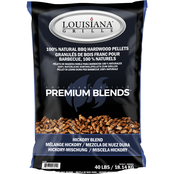 Louisiana Grills Hickory Pellets 40 lb.