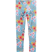 Carter's Little Girls Floral Leggings