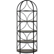 Coast to Coast Accents Monarch Etagere