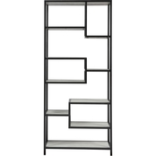 Coast to Coast Accents Aspen Court II 9 Shelf Etagere