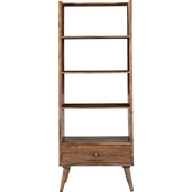 Coast to Coast Accents Brownstone Etagere