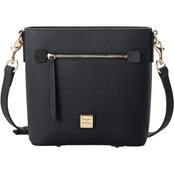 Dooney & Bourke Saffiano II Small Zip Crossbody