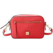 Dooney & Bourke Saffiano II Camera Zip Crossbody