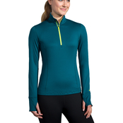 Brooks Half Zip Top