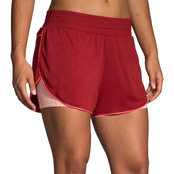 Brooks Rep 3 in. Two in One Shorts