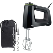 Braun MultiMix 5 Hand Mixer with Multi Whisks and Dough Hooks