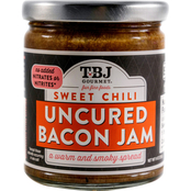 Tbj Gourmet Sweet Chile Bacon Jam 6 ct., 9 oz.