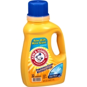 Arm & Hammer Clean Burst Scent Liquid Laundry Detergent 50 Oz.