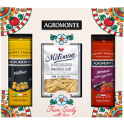 Agromonte Gift Box Yellow Sauce and Norma Pasta La Molisana 6 ct.