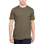 Under Armour M Tac Cotton Tee