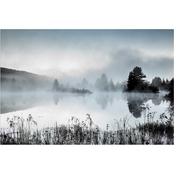 Inkstry Streeter Pond Canvas Print